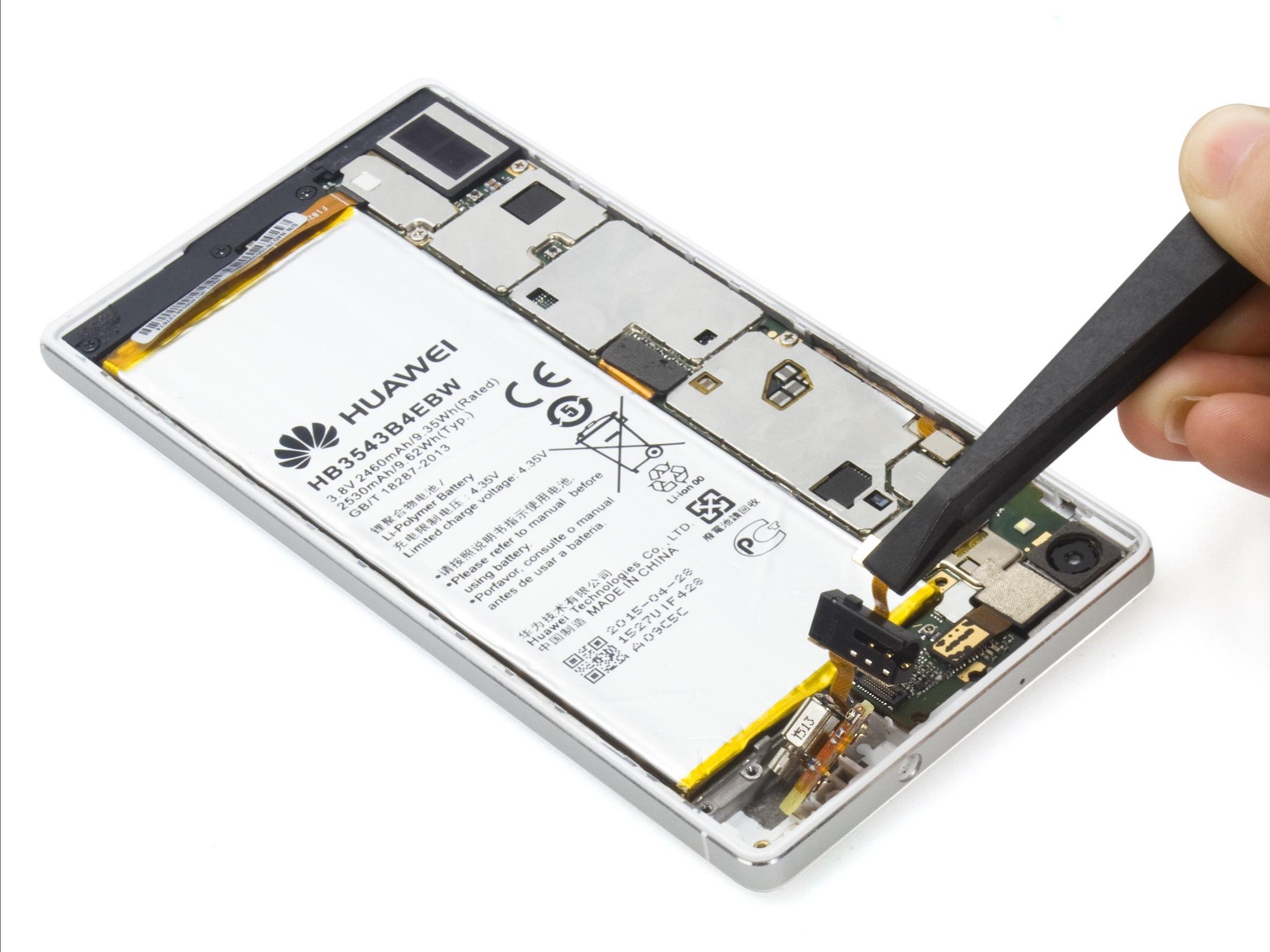 Huawei No Network